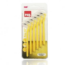 Phb Interdental Brush 90º Fine 6 Uni
