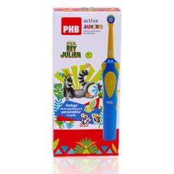 Phb Cepillo Electrico Active Junior Azul Madagascar