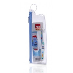 Phb Pocoyo Petit Plus Trousse de toilette Pinceau + Gel 15 ml