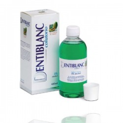 Dentiblanc Mundwasser 400 ml