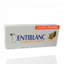 Dentiblanc Dental Paste 100 ml Double Pack Double Pack