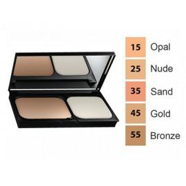 Vichy Dermablend Make-up Hintergrund Kompakte Creme Nr. 25 Nackt 9 g
