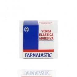 Farmalastic Venda Elastica Adhesiva Beige 4.5X10
