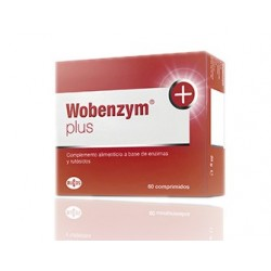 Wobenzym Plus 60 tablets
