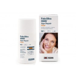 Isdin Photoultra Age Repair Fluid 50+ 50 ml