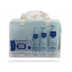 Mustela Bag My First Products Blue