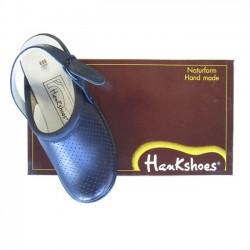 Hankshoes Zuecos Relax 43 Azul
