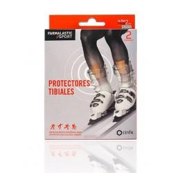 Farmalastic Sport Protector Tibial 2u