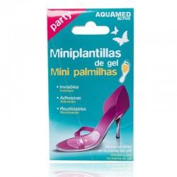 Aquamed Active Aposito Gel Miniplantillas Planta Pie 2 Uni