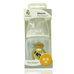Real Madrid Nuk bottiglia 0-6m 150ml