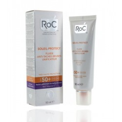 Roc soleil Protec F50+ Anti-stain unifying fluid 50Ml