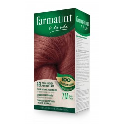 Farmatint 7M Blonde Mahagoni