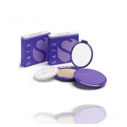 Sato Compact Makeup 12 g Medium