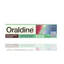 Oraldine Zahnfleischpaste 125ML
