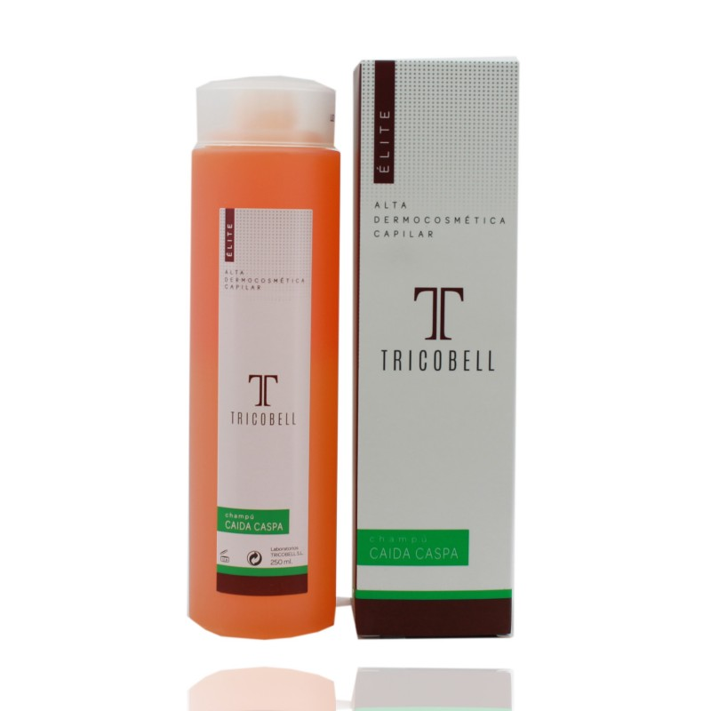 TRICOBELL ANTICAIDA-CASPA ELITE 250 ml