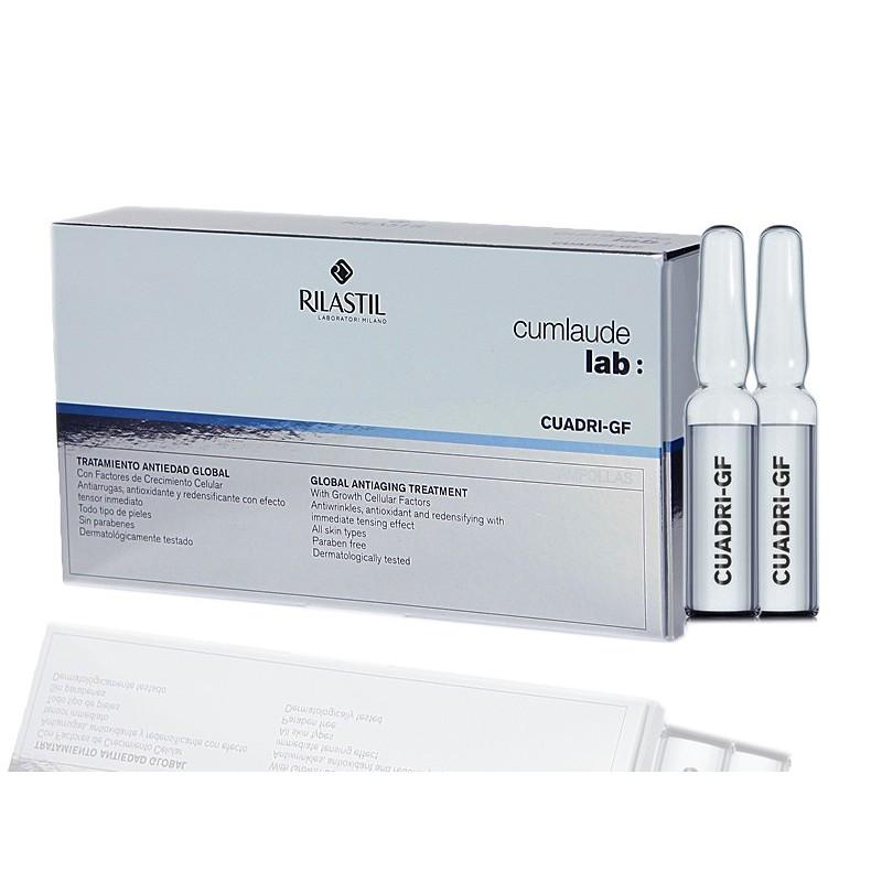 Rilastil Cumlaude Cuadri-Gf 30 ampollas