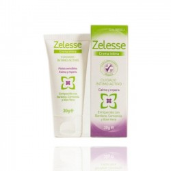 Zelesse Intimate Cream Tube 30g Zelesse Intimate Cream Tube 30g Zelesse Intimate Cream Tube 30g Zelesse