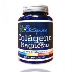 Bio 3 Sport Colageno con Magnesio 250 Comprimidos