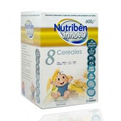 Nutriben Innova 8 Cereals 600GR