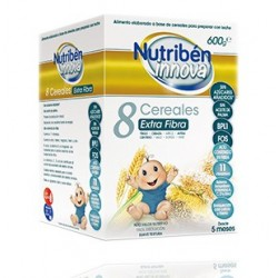 Nutriben Innova 8 Cereali in Fibra Extra 600g