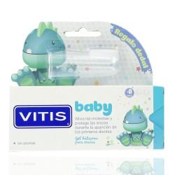 Vitis Baby Gel Bálsamo para Encias 30Ml + Dedal