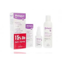 Melagyn Duo Gel 200 ml - Spray 30 ml