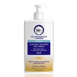 Be+ Bath Oleogel Without Jabon Very Dry Skin 400ml