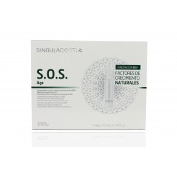 Singuladerm S.O.S. Age 4 viales 10.5 ml