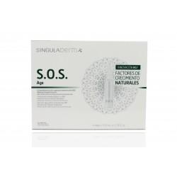 Singuladerm S.O.S. Età siero 4x10.5 ml