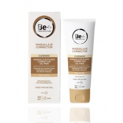 Be+ Make-up Fluid Corrector Ölfreie SPF20 Klare Haut 40 ml
