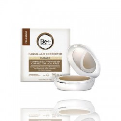 Be+ Compact Makeup Corrector Ölfrei SPF20 Dark Skin 40 ml