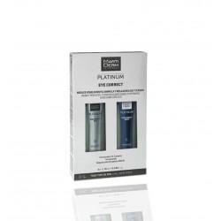 Martiderm Platinum Eye Correct Pack Notte e Giorno 10+10 ml