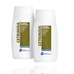 Unipharma Cetrimida Champu 200 ml