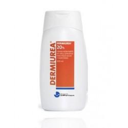 Dermiurea Harnstoff 20% Milch 200 ml