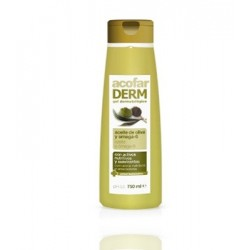 Acofarderderm Bath & Olive Oil Gel Omega 6 Dry Skin 750 ml