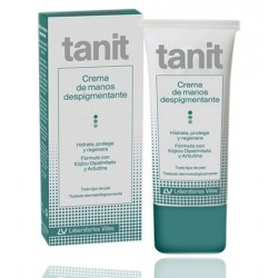 Tanit Hand Decontaminant Cream 50 ml