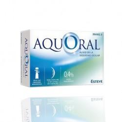 Aquoral 0.4% 0.5ML 20 Monodosis