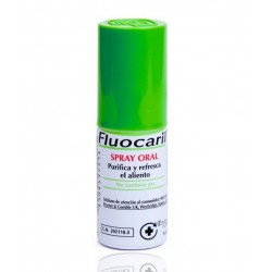 Fluocaril Colutorio Spray Oral 15 ml