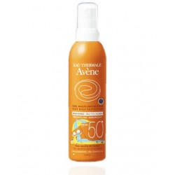 AVÈNE SPRAY 50+ NIÑOS 200 ML
