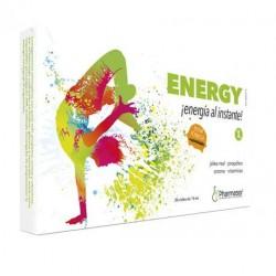 Homeosor Energy 20 Fläschchen 15 ml
