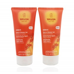 Weleda Duplo Shower Gel Sport Arnica 2x200 ml