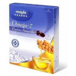 Mayla Omega 7 - 30 Kapseln