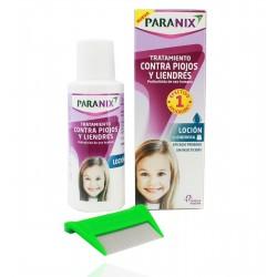 Paranix trattamento pidocchi e lendini lozione 100 ml + Lendrera