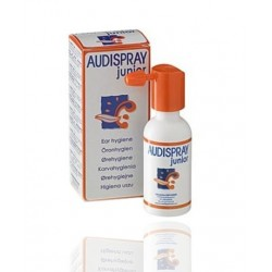 Audispray Junior Limpieza Oido 25 ml