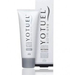 Yotuel Whitening Dentifrico All In One Snowmint 75 ml