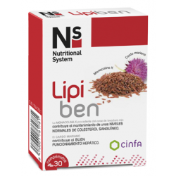 NS Lipiben Cinfa 30 Tabletten