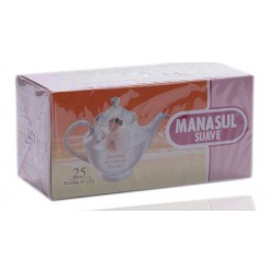Manasul Soft Tea 25 Filters