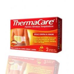 Thermacare Lendenwirbelzone und Hüfte Thermal Patch 2 Stück