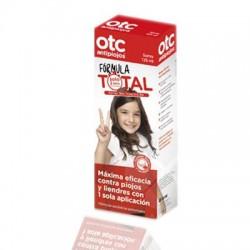 OTC Anti-Tidocchi totale Formula Spray 125 ml
