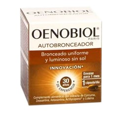 Oenobiol Self Tanning 30 Capsules
